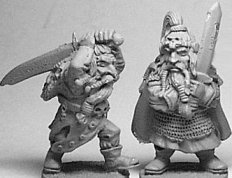 Metal Magic Dwarves