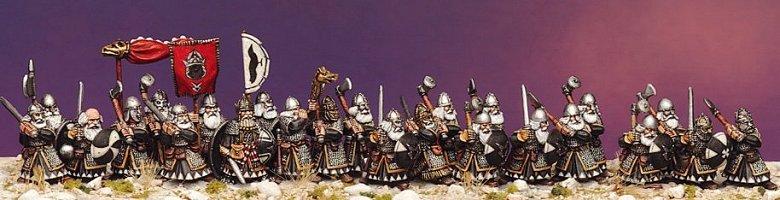 Vendel Norse Dwarves