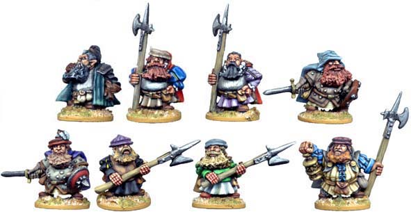 Foundry Dwarves
