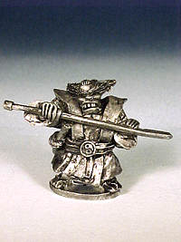 Ghost Mini's Samurai Dwarf (No Dachi)