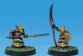 Swamp Goblin Spearmen