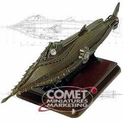 Miniaturas steampunk y juegos de estrategia Comet002
