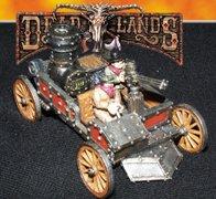 Miniaturas steampunk y juegos de estrategia Pinacle4
